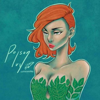 Poison Ivy by Shmell0w