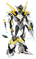 TFP OC Switchblade by cocookie