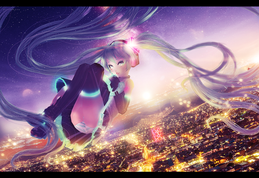 .: Bright City :. by Alice-Hato