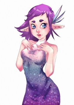 Fairy by eulenmeow