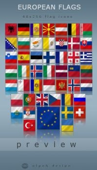 European Flags by alpak