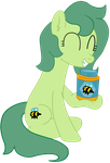 Silly Numptie Loves Honey by Torvusil