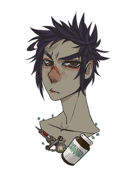 Worst drug dealer in history probably by mikitorushima