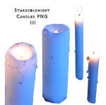 candles PNG III by StarsColdNight