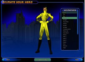 Overdrive City of Heroes by Greyl