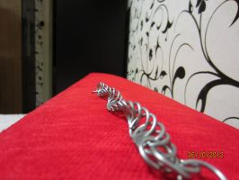 Spiral maille chain by Sizbang