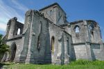 Unfinished Church in Bermuda 007 by FairieGoodMother