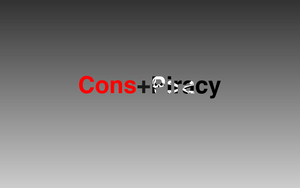 Cons+Piracy by rev-olution