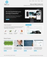 Webstyle - FREE PSD by themedesigner