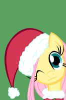 My Little Pony - iPhone Wallpapers - Fluttershy by doctorpants