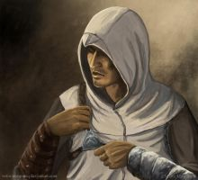 Altair Ibn-La'Ahad by Mospineq