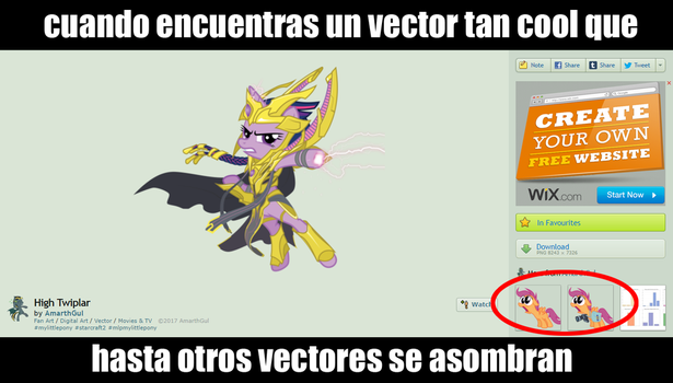 Super Vector  by aborrozakale
