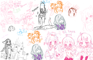 Drawpile - Vi's bday! by SmexyViButt