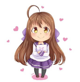 Umi Chibi by Lucky-Sonic-77-d