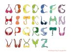 My 1st letterform by PrinceFen