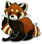 quick_red_panda_pixel_by_bloodtaintedsou