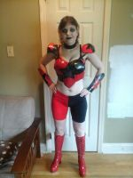 Harley  Quinn Variation 2 by TaliBelle-Cosplay