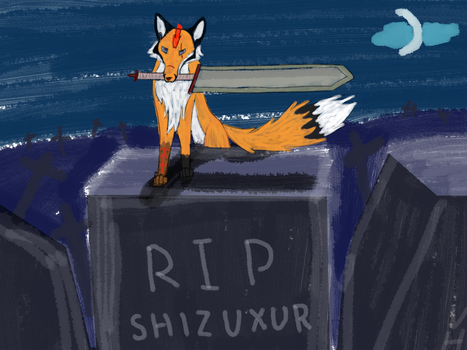 Great Red Fox Sir by VikHollow