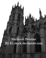 Medieval Brushes by KLStock