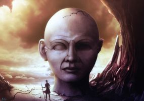 The Lost Head by Algalad
