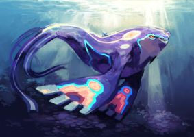 Alpha - Kyogre by Garmmon