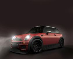 mini cooper tuned by TheUncle