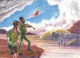 The Joes at Roswell-Boatwright by TheDeviantMakepeace