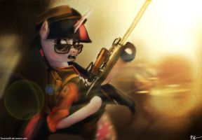 The Smartest Assassin In The Badlands by Tarantad0