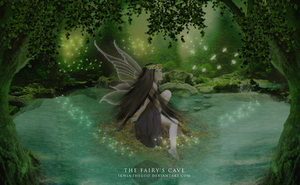 The Fairy's Cave by irwinthegod