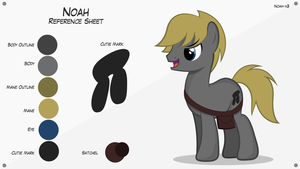 Noah - Reference Sheet (5.0) by Noah-x3
