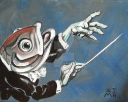 Conductor Fish by nellems