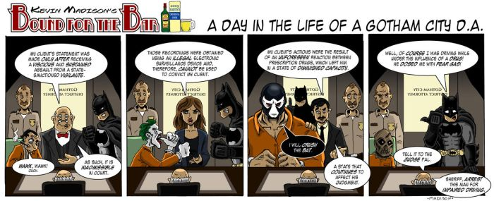 Life of a Gotham City D.A. by Kevin-B-Madison