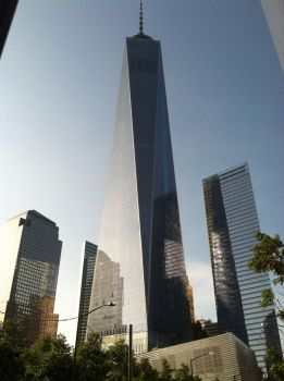 Freedom Tower - Day by Fajolras