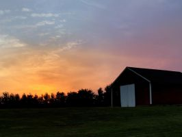 Painting Colors Over The Barn by Forever-Sacred-483