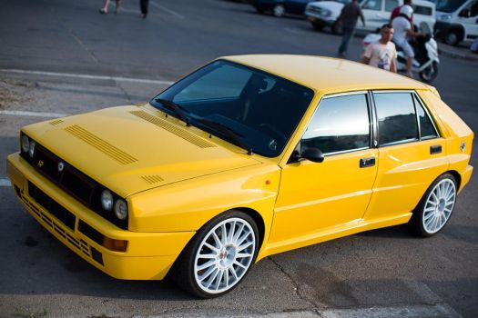 Lancia Delta Integrale Evo 3 by x-tender