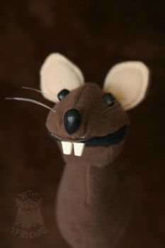 Sewer Rat by roryboy