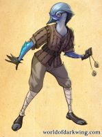 Avians - Oscinids 2 by the-silverware
