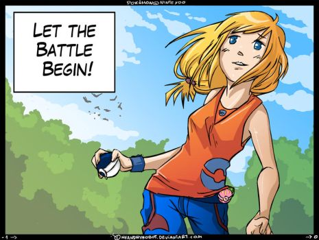 Let the Battle begin by MeAndMyRobot