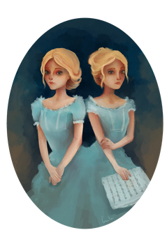 The pianists by Ludmila-Cera-Foce