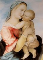 The Tempi Madonna by Curlie-11