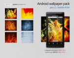 android wallpaper pack 11 by zpecter
