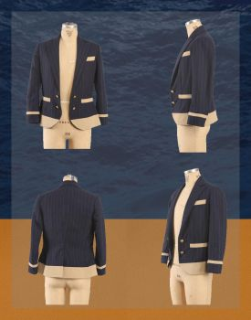 Jonah - Tailored Men's Suit Jacket by Ghost-Apple