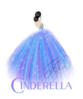 Cinderella inspired dress by jejegad