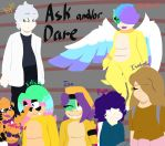 Ask and/or Dare by IsabellaGraceS