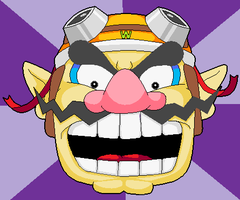 Wario by Kauser79