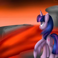It's all over... by Frozl