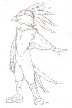 FA: Jet the Hawk by LPS100