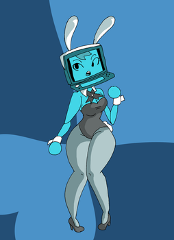 Bunny Lil Dee by that-one-guy-again