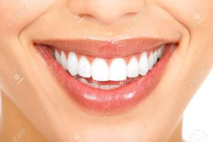 8863904-Healthy-woman-teeth-and-smile-Close-up--St by csle