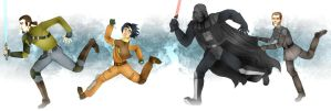 Rebels 2 by Hed-ush